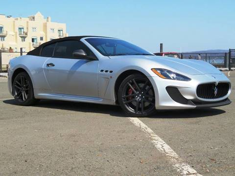 2013 Maserati GranTurismo for sale at PALISADES AUTO SALES in Nyack NY