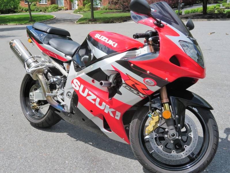 2002 Suzuki Gsxr 1000r