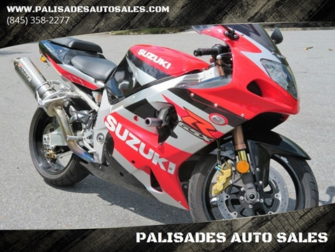 2002 Suzuki Gsxr 1000r for sale at PALISADES AUTO SALES in Nyack NY