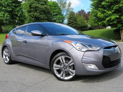 2016 Hyundai Veloster for sale in Nyack, NY
