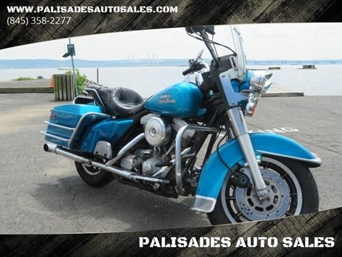 1990 Harley-Davidson Road King for sale in Nyack, NY