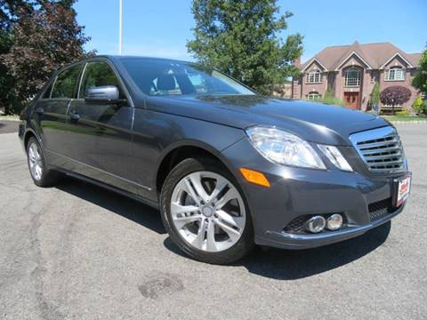 2011 Mercedes-Benz E-Class for sale at PALISADES AUTO SALES in Nyack NY