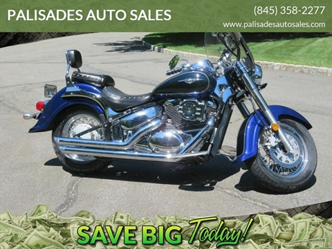 2005 Suzuki Boulevard  for sale at PALISADES AUTO SALES in Nyack NY