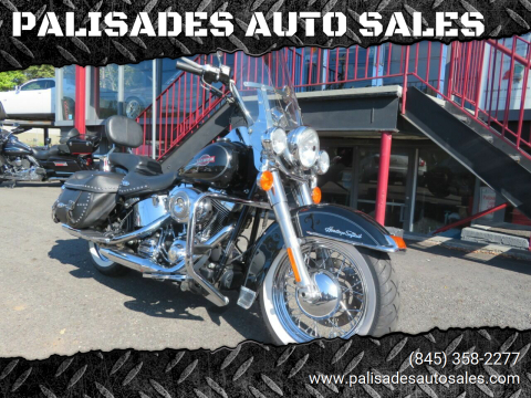 2008 Harley-Davidson Heritage Softail Classic for sale at PALISADES AUTO SALES in Nyack NY