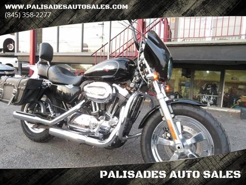 2013 Harley-Davidson XL1200 C Sportster for sale in Nyack, NY