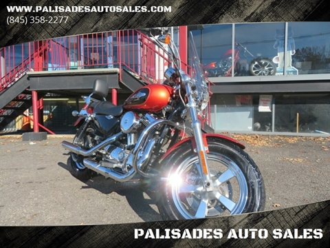 2011 Harley-Davidson XL1200C Sportster 1200 Custom for sale in Nyack, NY