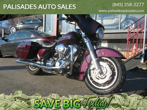 2007 Harley-Davidson FLHXi for sale at PALISADES AUTO SALES in Nyack NY