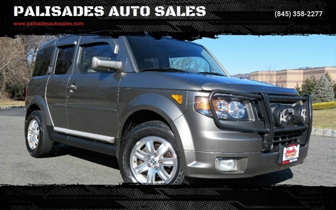 2008 Honda Element for sale at PALISADES AUTO SALES in Nyack NY