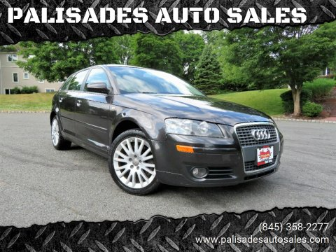 2006 Audi A3 for sale at PALISADES AUTO SALES in Nyack NY