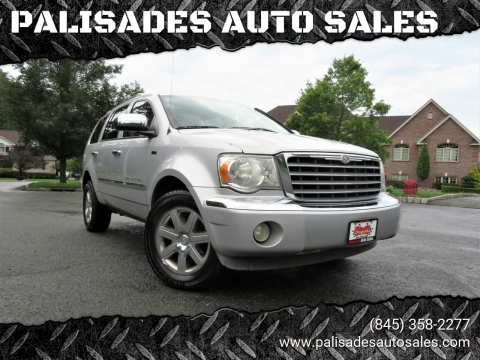 2008 Chrysler Aspen for sale at PALISADES AUTO SALES in Nyack NY