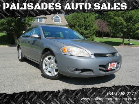 2007 Chevrolet Impala for sale at PALISADES AUTO SALES in Nyack NY