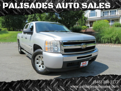 2011 Chevrolet Silverado 1500 for sale at PALISADES AUTO SALES in Nyack NY