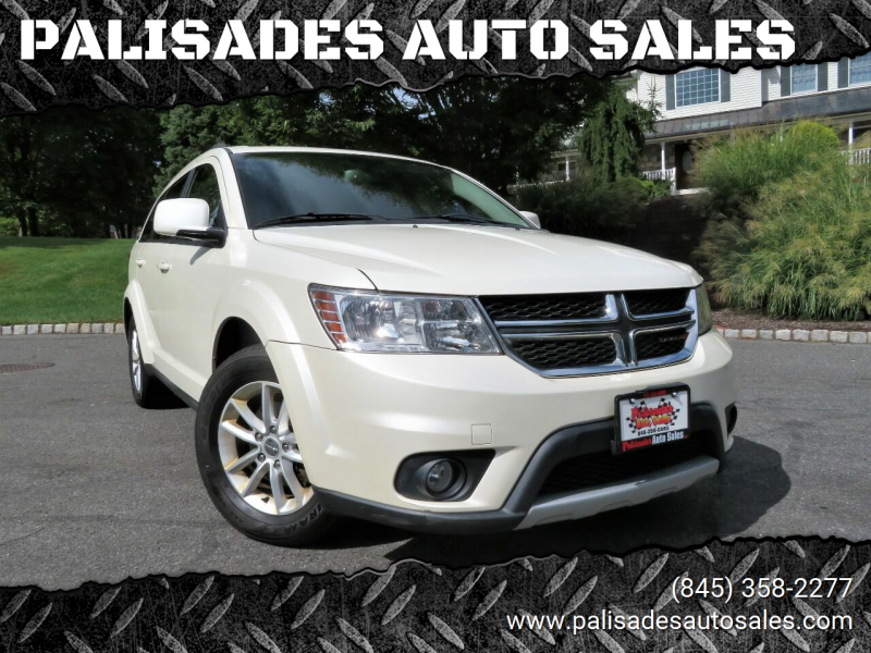 2014 Dodge Journey for sale at PALISADES AUTO SALES in Nyack NY