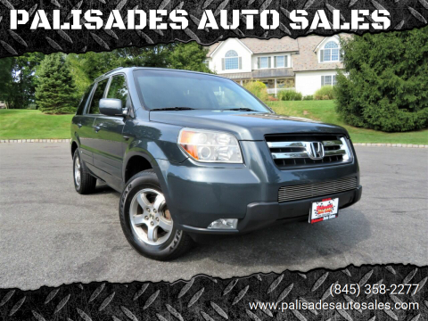 2006 Honda Pilot for sale at PALISADES AUTO SALES in Nyack NY