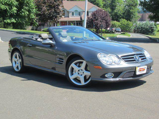 2007 mercedes benz sl class sl55 amg in nyack ny for 2007 mercedes benz sl500