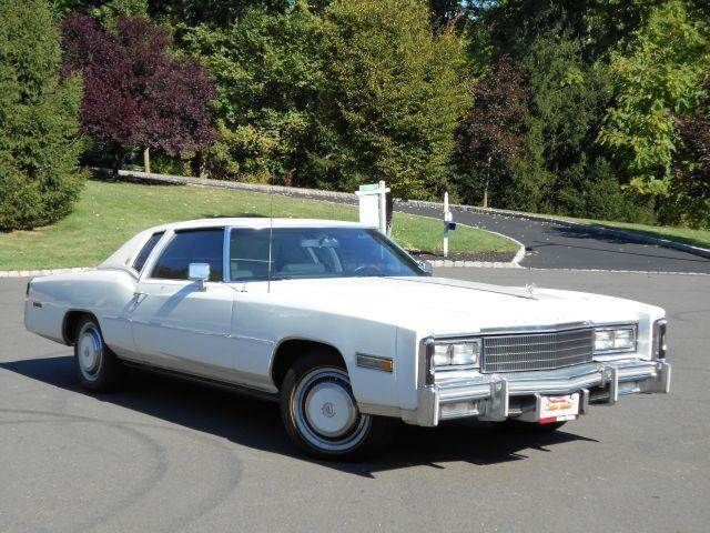 1977 Cadillac Eldorado for sale at PALISADES AUTO SALES in Nyack NY