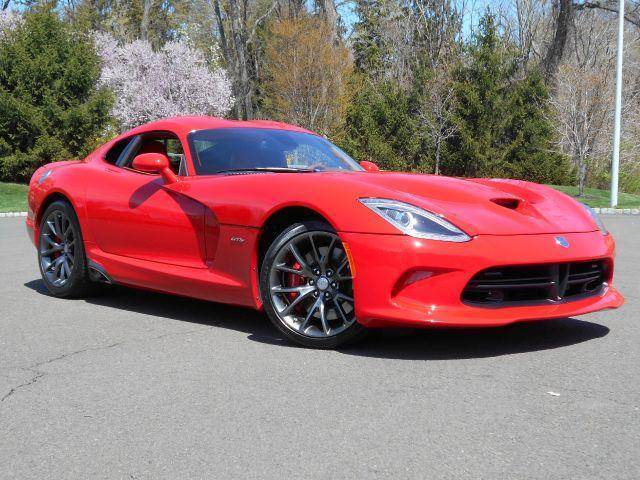 2013 SRT Viper for sale at PALISADES AUTO SALES in Nyack NY
