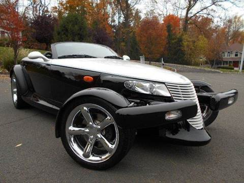 1999 Plymouth Prowler for sale at PALISADES AUTO SALES in Nyack NY