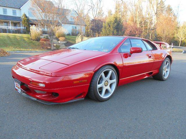 1999 Lotus Esprit for sale at PALISADES AUTO SALES in Nyack NY