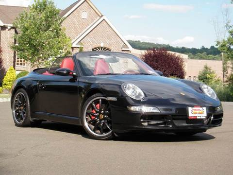 2008 Porsche 911 for sale at PALISADES AUTO SALES in Nyack NY