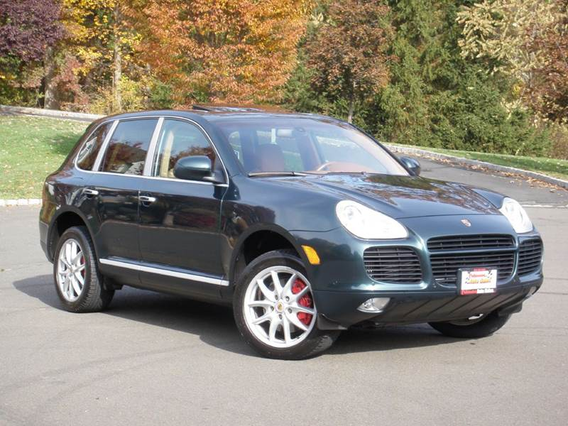 2004 porsche cayenne turbo awd 4dr suv in nyack ny. Black Bedroom Furniture Sets. Home Design Ideas