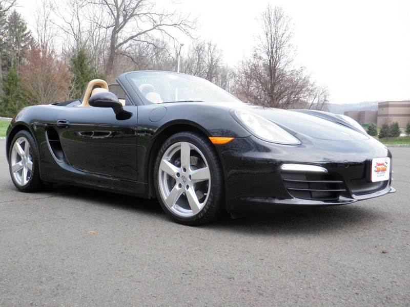 2015 Porsche Boxster for sale at PALISADES AUTO SALES in Nyack NY