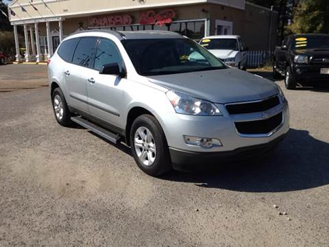 2012 Chevrolet Traverse for sale at Townsend Auto Mart in Millington TN