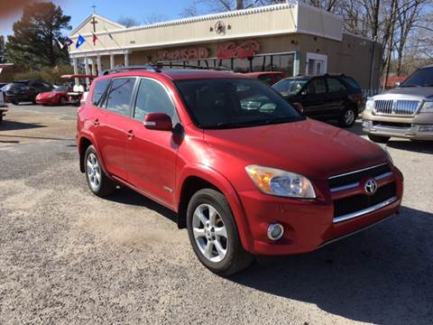 2010 Toyota RAV4 for sale at Townsend Auto Mart in Millington TN