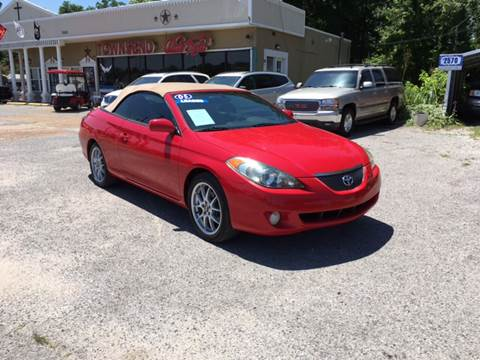 2005 Toyota Camry Solara for sale at Townsend Auto Mart in Millington TN