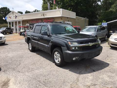 2003 Chevrolet Avalanche for sale at Townsend Auto Mart in Millington TN