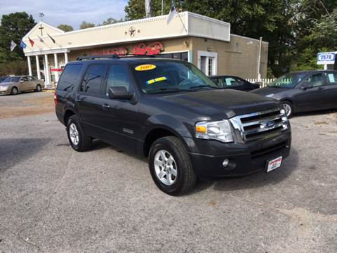 2007 Ford Expedition for sale at Townsend Auto Mart in Millington TN