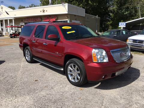 2008 GMC Yukon XL for sale at Townsend Auto Mart in Millington TN