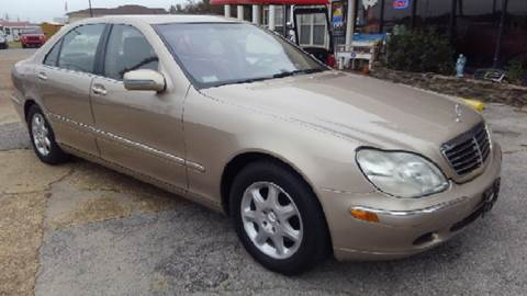 2002 Mercedes-Benz S-Class for sale at Townsend Auto Mart in Millington TN