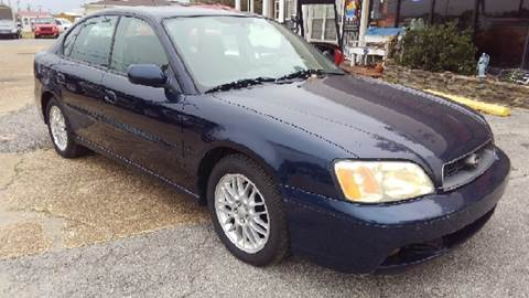 2003 Subaru Legacy for sale at Townsend Auto Mart in Millington TN
