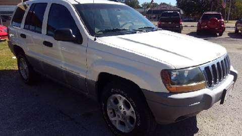 1999 Jeep Grand Cherokee for sale at Townsend Auto Mart in Millington TN