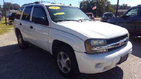 2007 Chevrolet TrailBlazer for sale at Townsend Auto Mart in Millington TN