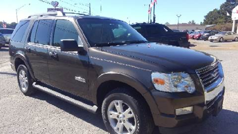 2008 Ford Explorer for sale at Townsend Auto Mart in Millington TN