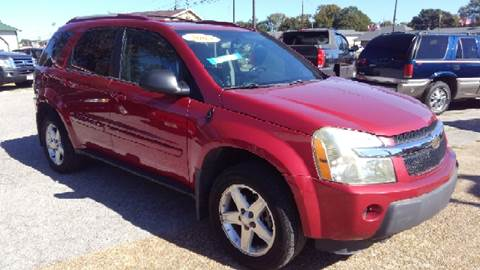 2005 Chevrolet Equinox for sale at Townsend Auto Mart in Millington TN