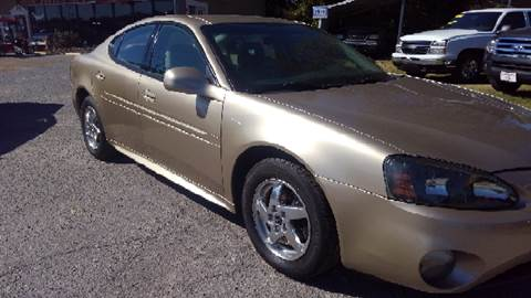 2004 Pontiac Grand Prix for sale at Townsend Auto Mart in Millington TN