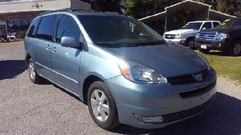 2004 Toyota Sienna for sale at Townsend Auto Mart in Millington TN