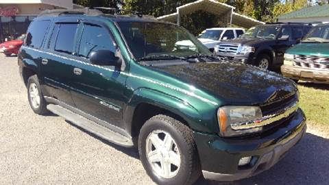2003 Chevrolet TrailBlazer for sale at Townsend Auto Mart in Millington TN