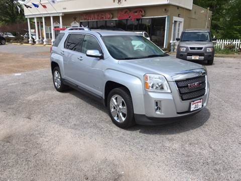 2014 GMC Terrain for sale at Townsend Auto Mart in Millington TN