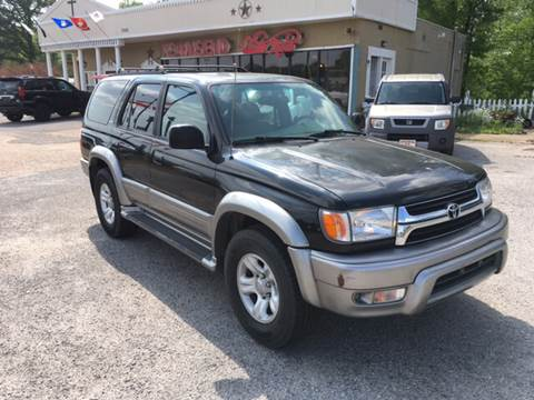2001 Toyota 4Runner for sale at Townsend Auto Mart in Millington TN