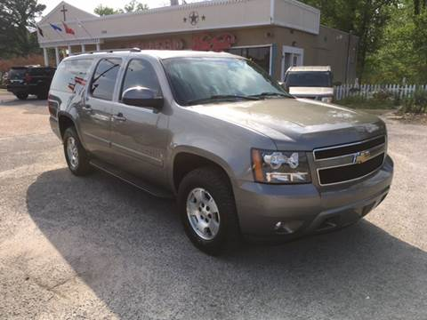 2008 Chevrolet Suburban for sale at Townsend Auto Mart in Millington TN