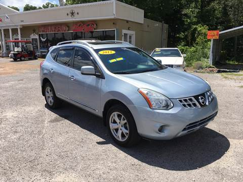 2011 Nissan Rogue for sale at Townsend Auto Mart in Millington TN