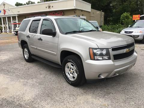 2008 Chevrolet Tahoe for sale at Townsend Auto Mart in Millington TN