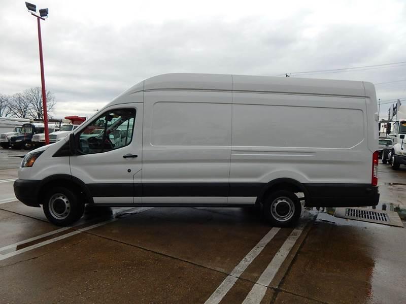 2015 Ford Transit Cargo 350 3dr LWB High Roof Extended Cargo Van W/Sliding  Passenger