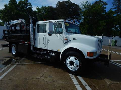 2000 International 4700 for sale in Norfolk, VA