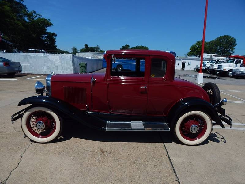 1931 Chevrolet Ae 5 Window Coupe Series Ae In Norfolk Va Vail