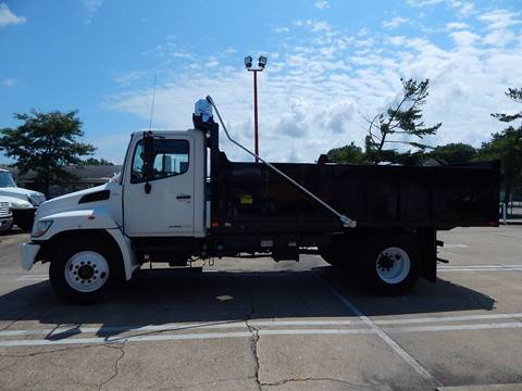 2008 Hino 268 for sale in Norfolk, VA
